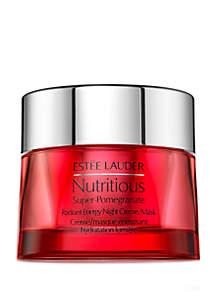 Estée Lauder Nutritious Super-Pomegranate Radiant Energy Night Creme/Mask