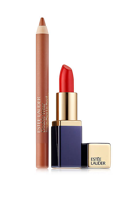 Estée Lauder Long-Wear Liner + Sculpted Lips