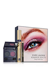 Estée Lauder Romantic Beauty: Deep Violet Eyes Set