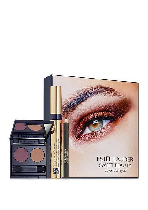 Estée Lauder Sweet Beauty Lavender Eyes Set