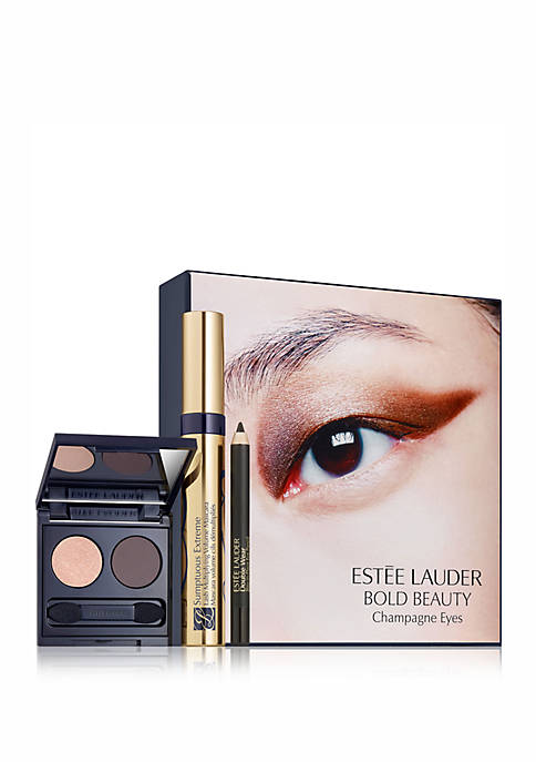 Estée Lauder Bold Beauty Champagne Eyes Set