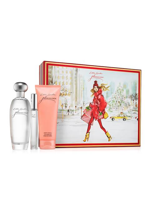 Estée Lauder Pleasures Deluxe Collection