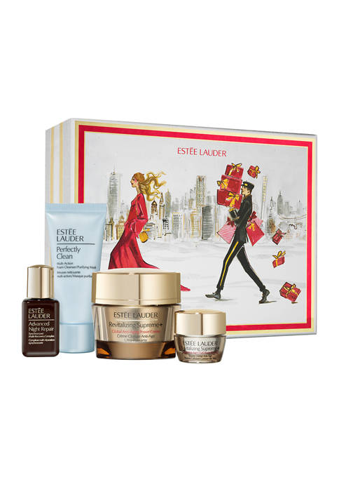 Estée Lauder Firm + Glow Skincare Collection Supreme+