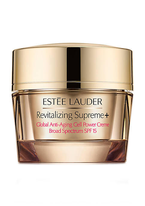 Revitalizing Supreme+ Global Anti Aging Cell Power Creme SPF 15