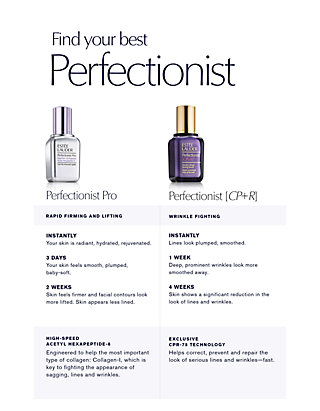 ... Estée Lauder Perfectionist [CP+R] Wrinkle Lifting/Firming Serum