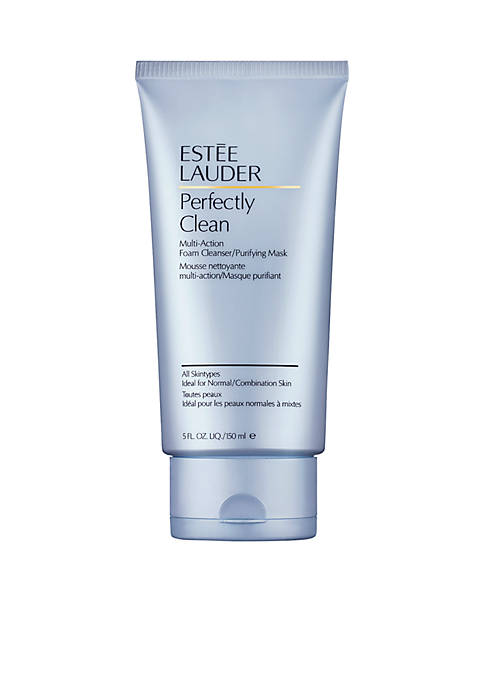 Perfectly Clean Multi-Action Foam Cleanser/Purifying Mask