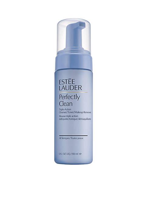 Estée Lauder Perfectly Clean Triple-Action Cleanser/Toner/Makeup