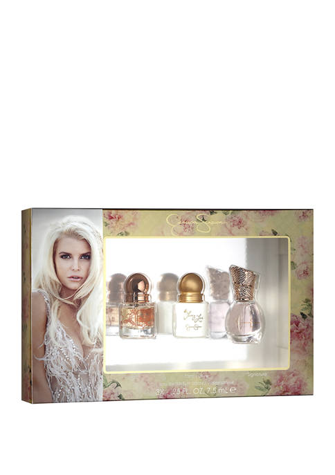 Jessica Simpson 3 Piece Coffret