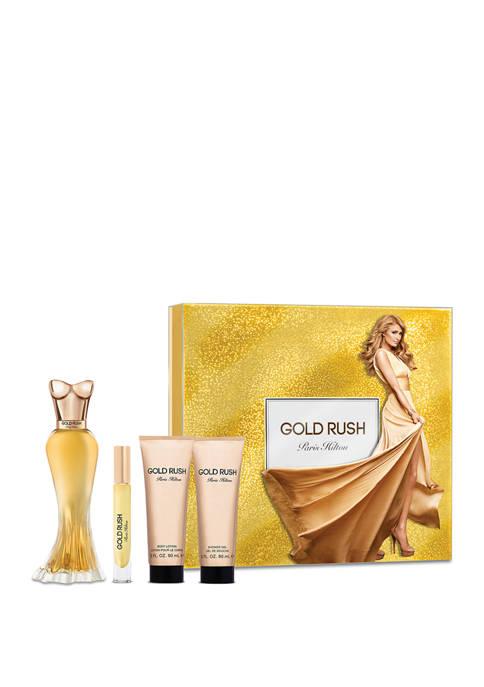 Paris Hilton Gold Rush 4-Piece Set