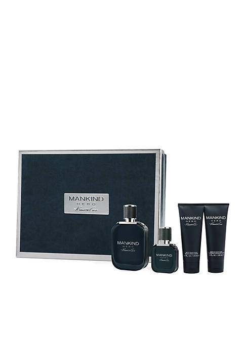 Kenneth Cole Mankind Hero 4-Piece Set