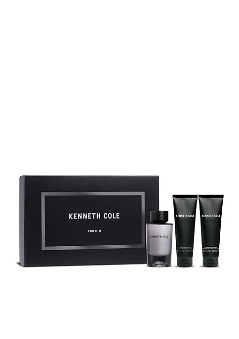 Kenneth Cole For Him 3-Piece Set