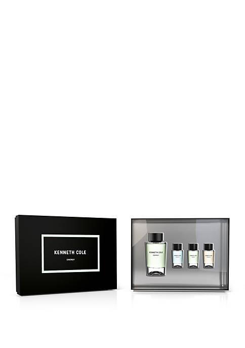 Kenneth Cole Energy 4 Piece Set