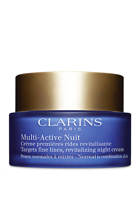 Multi-Active Night Cream for Normal to Combination Skin Type