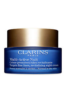 Multi-Active Night Cream for Normal to Dry Skin Type