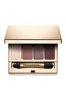 4-Colour Eyeshadow Palette Smoothing & Long-Lasting