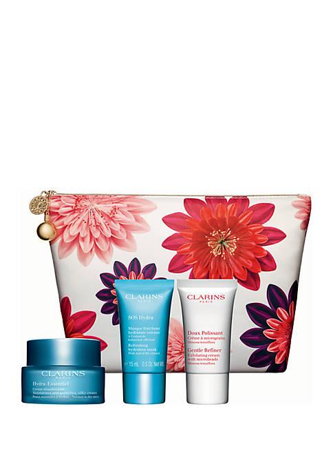 Clarins Hydra-Essentiel Skin Solutions Set
