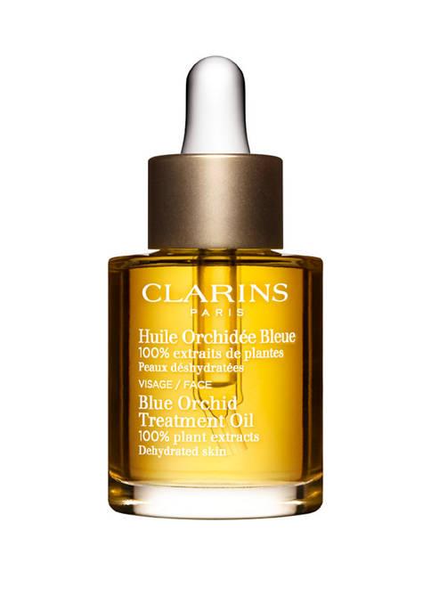 Clarins Blue Orchid Face Treatment Oil, 1.0 oz.