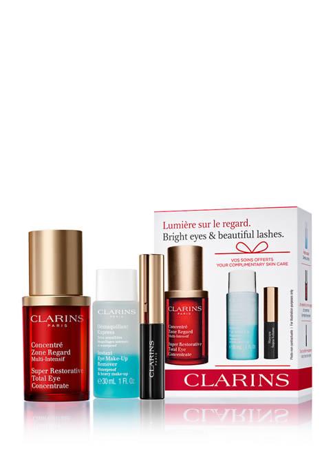 Clarins Bright Eyes & Beautiful Lashes Gift Set