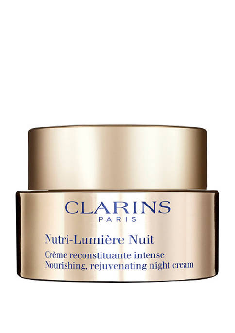 Clarins Nutri-Lumière Night Cream, 1.6 oz.