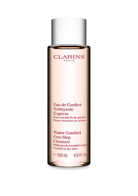 Clarins Water Comfort One-Step Cleanser with Peach Essential