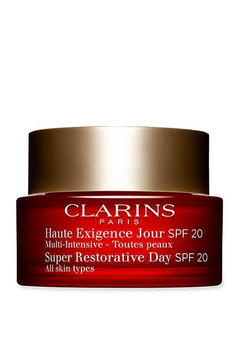 Clarins Super Restorative Day Illuminating Lifting Replenishing