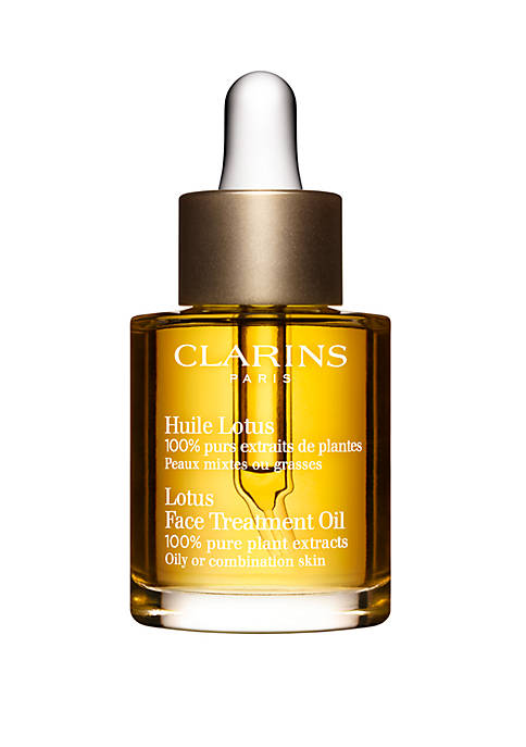 Lotus Face Treatment Oil (Oily or Combination Skin)