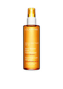 Clarins Sunscreen Care Oil Spray SPF 30 for Skin and Hair
