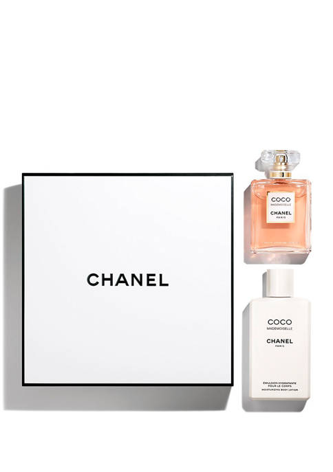 CHANEL COCO MADEMOISELLE Body Lotion Set