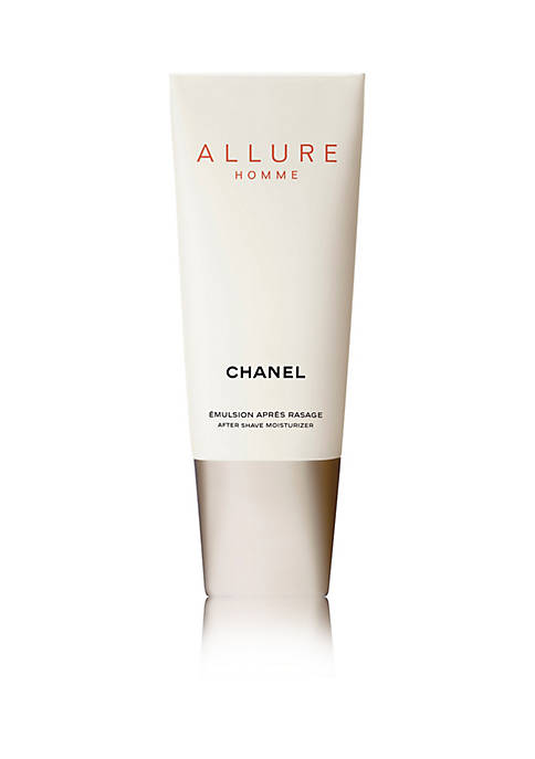 CHANEL ALLURE HOMME After Shave Moisturizer