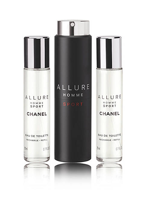 CHANEL ALLURE HOMME SPORT EAU DE TOILETTE REFILLABLE