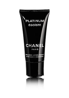 CHANEL <br/>PLATINUM &#201;GO&#207;STE </br> After Shave Moisturizer