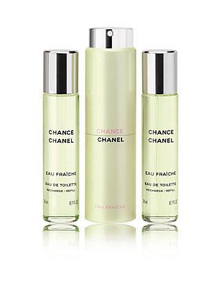 7f39131bd317 CHANEL CHANCE Eau Fraîche Eau de Toilette Twist and Spray | belk