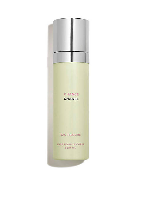 CHANEL Chance Eau Franiche Body Oil