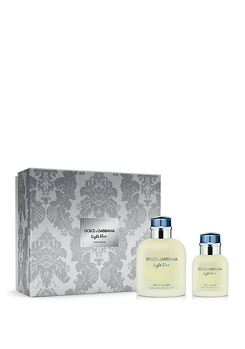 Dolce & Gabbana Light Blue Pour Homme 2-Piece