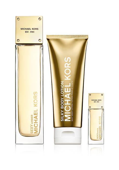 Michael Kors Sexy Amber Eau de Parfum Set