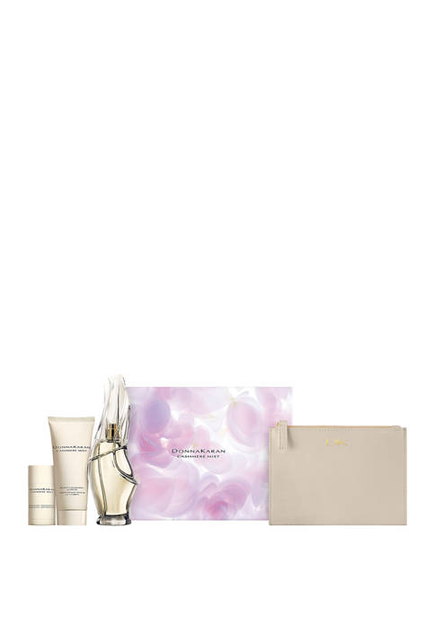 Donna Karan Cashmere Mist:Cashmere Favorites Set