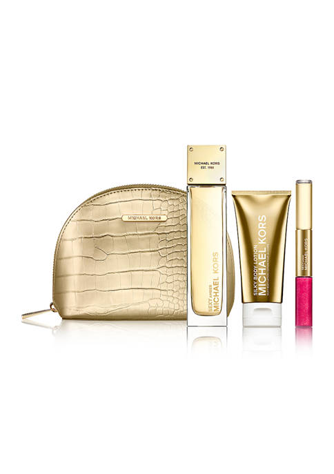 Michael Kors Sexy Amber Bag Set- $256 Value