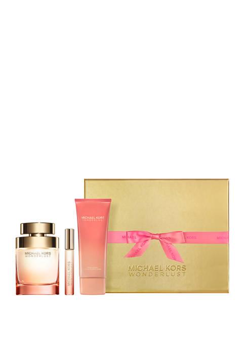 Michael Kors Wonderlust Deluxe Gift Set