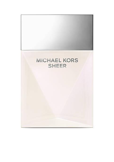 Michael Kors Sheer Eau de Parfum Spray (Limited