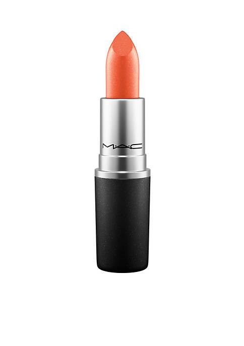 MAC Coral Lipstick (Frost)