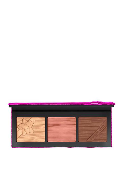Shiny Pretty Things Face Compact: Medium/Deep - $63.50 Value!