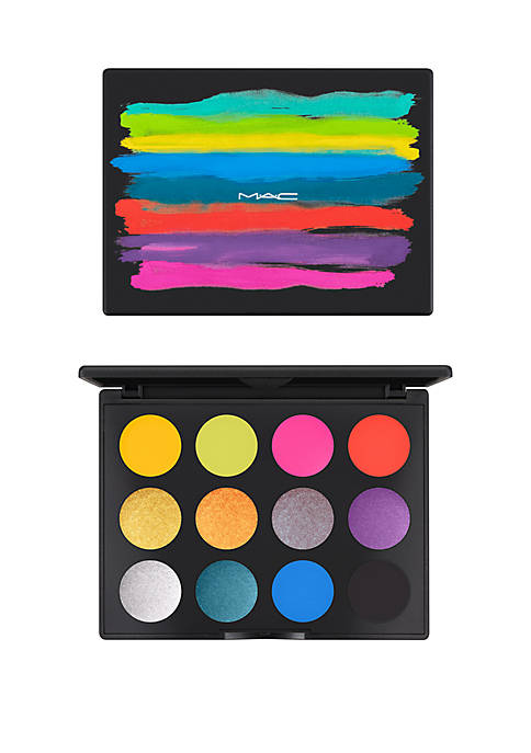 MAC Art Library Eye Palette: Its Designer