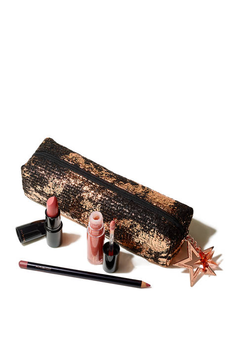 Starlit Lip Bag: Neutral - $64 Value