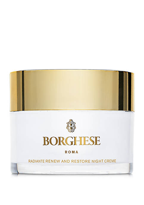 Borghese Radiante Renew & Restore Night Creme