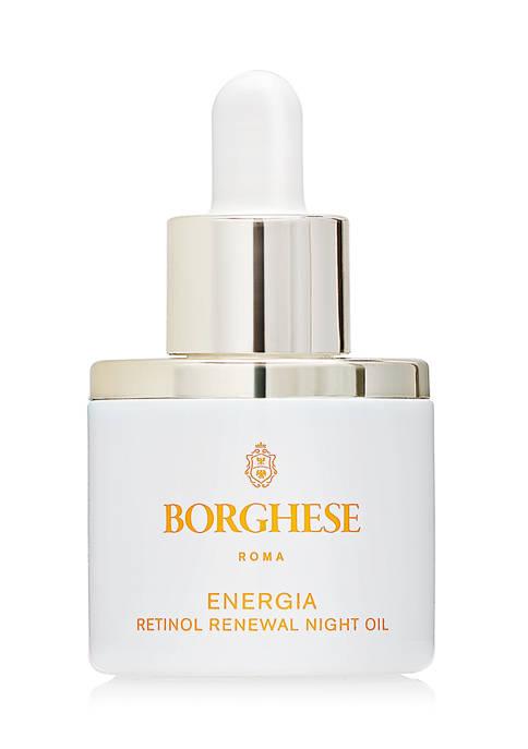 Borghese ENERGIA Retinol Renewal Night Oil