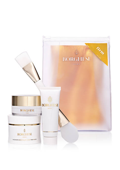 Borghese 3-Step Firming Facial Set