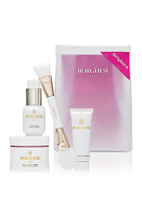 Borghese 3-Step Brightening Facial Set