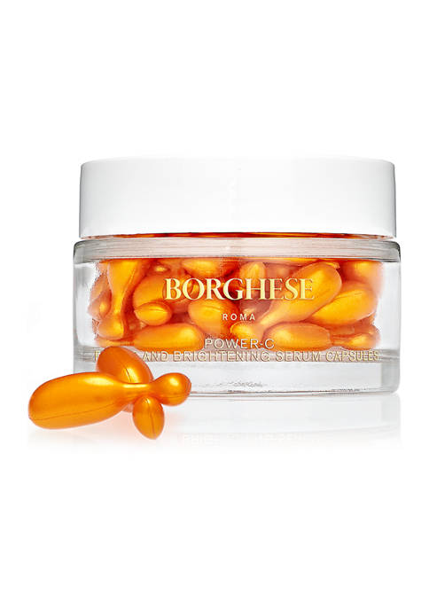 Borghese Power-C Firming and Brightening Serum Capsules