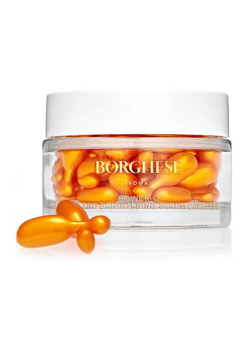Borghese Power-C Firming and Brightening Serum Capsules