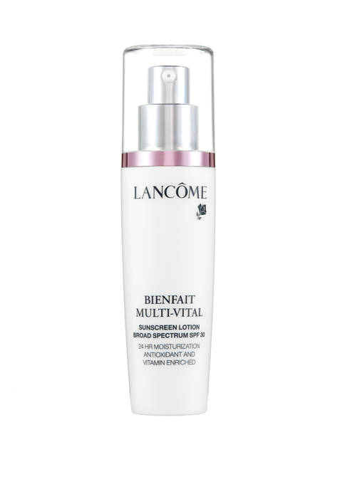 Lancôme Bienfait Multi-Vital SPF 30 Lotion High Potency